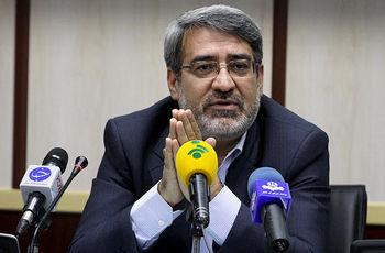 وزیر کشور: دوستانی که باید منابع ارزی بانک مرکزی را تامین میکردند، کوتاهی کردند