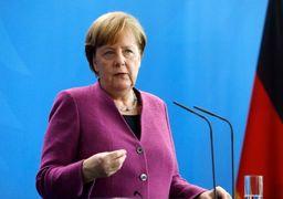 مرکل مصمم به ماندن به عنوان صدراعظم آلمان