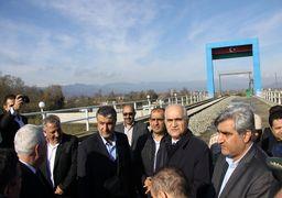 آغاز ساخت راهآهن رشت-آستارا در سال 97