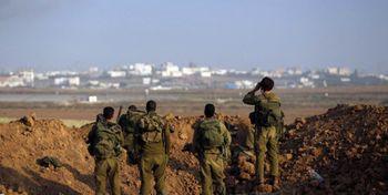 شنیده شدن صدای چند انفجار در شمال نوار غزه