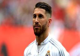 استفاده کاپیتان رئال مادرید از لباس عربی  +تصاویر