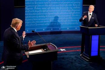 در پرسش و پاسخ تلویزیونی ترامپ و بایدن چه گذشت؟