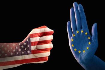 آغاز وضع تعرفه بر کالاهای آمریکایی از سوی اتحادیه اروپا