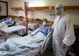گزارش تصویری از بیمارستان بقیهالله در روز پدر