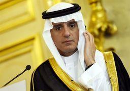 عادل الجبیر : محاصره یعنی جنگنده ها بر فراز قطر ظاهر شوند
