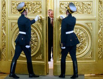 پوتین 8 ژنرال را اخراج کرد