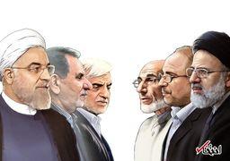 سوابق دیپلماتیک و اظهارات کاندیداها در حوزه سیاست خارجی + جدول تفکیکی