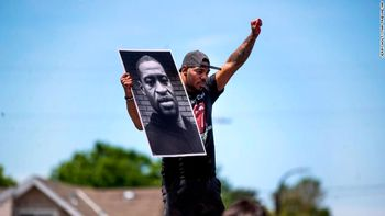 واکنش سازمان ملل به قتل نژادپرستانه «جورج فلوید» توسط پلیس آمریکا