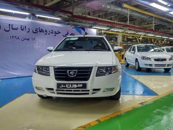 ایران خودرو خبر داد؛ 7 محصول جدید در آستانه ورود به بازار