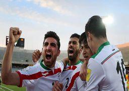 تیم ملی ایران همچنان بیست وهشتم جهان