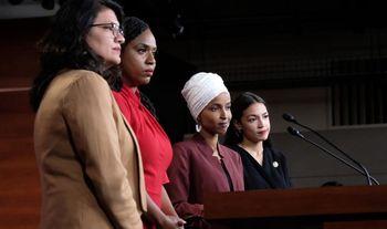 ادعای جدید ترامپ علیه ۴ زن رنگین پوست کنگره؛ آنها علیه کشور ما حملات نژادپرستانه انجام میدهند