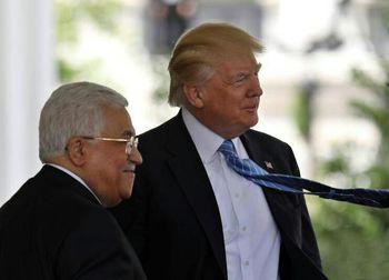 فلسطین روابط خود با آمریکا را قطع کرد