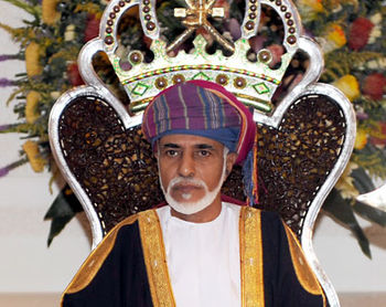 تکذیب وخامت حال سلطان قابوس