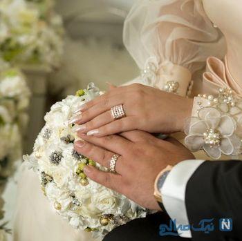 عجیب ترین مراسم ازدواج سال در بریتانیا +عکس