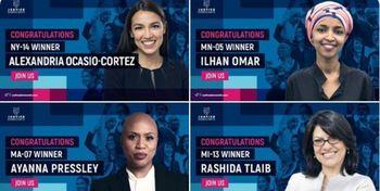 پیروزی 4 زن دردسرساز برای ترامپ در انتخابات+ عکس