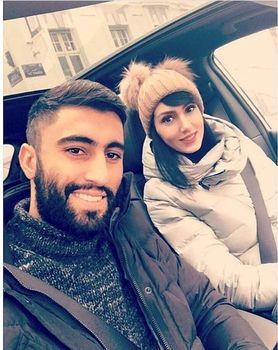 گزارشی از زوجهای ورزشکار ایران +تصاویر