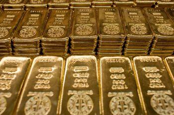 سقوط قیمت طلا تکمیل شد + نمودار قیمت