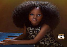 با زیباترین دختر جهان آشنا شوید + عکس