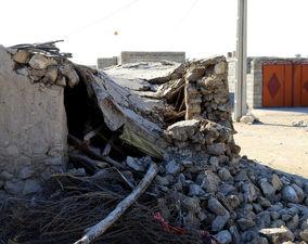 تصاویر  وضعیت بندرلنگه پس از زلزله 5.5 ریشتری