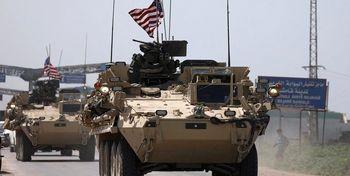 انفجار بمب در مسیر نظامیان آمریکا در سوریه
