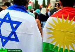 آموزش نظامی اسرائیل به نیروهای کردستان عراق
