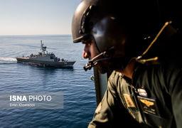 گزارش تصویری از مرحله پایانی مانور ایران، چین و روسیه