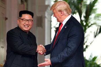 هدیه ترامپ به رهبره کره شمالی نرسید