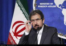 واکنش وزارت خارجه به دستگیری دیپلمات ایرانی در فرانسه