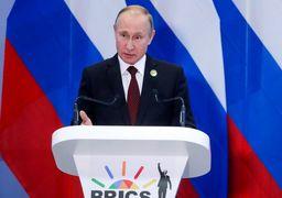 تصویر عروسک پوتین در بی بی سی بحث برانگیز شد +عکس