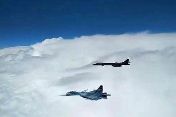 روسیه بمبافکنهای آمریکایی را رهگیری کرد