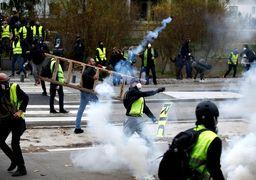 رسانههای خبری فرانسه در محاصره جلیقهزردها