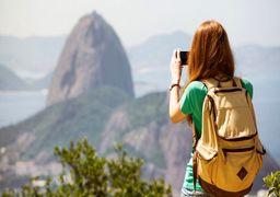 رشد کند گردشگری برزیل
