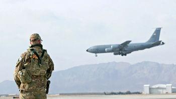 حمله موشک به پایگاه نظامی آمریکا در افغانستان