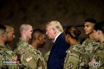 اقدام بزرگ ترامپ در ارتش آمریکا