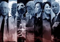 نتایج یک نظرسنجی درباره انتخابات ریاستجمهوری آمریکا