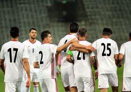 لباس ساده و مهجور تیم ملی فوتبال ایران در جام جهانی! +عکس