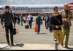 بازگشت خانم گل فوتسال آسیا به کرمانشاه