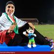 این ورزشکار خانم ایرانی سکه طلا می خواهد!