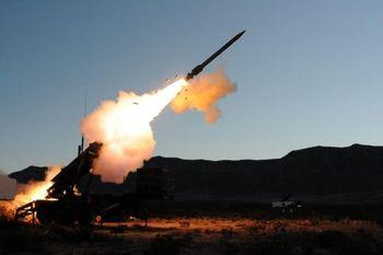 آغاز «انتقام سخت ایران» با حمله به پایگاه آمریکایی در عراق +فیلم