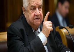 وزیر خارجه سوریه: دربها اتحادیه عرب باز شود، دمشق باز خواهد گشت