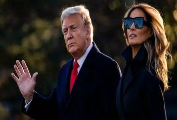 ملانیا سکوت خود را شکست/ واکنش عجیب همسر ترامپ به حمله به کنگره آمریکا