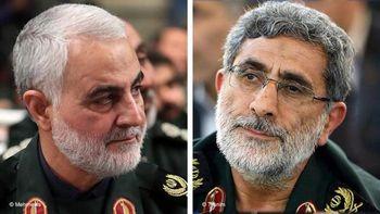 آمریکا جانشین سردار سلیمانی را هم به ترور تهدید کرد