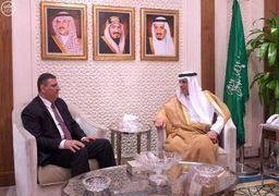 دیدار وزیر خارجه سعودی با مخالفان سوری