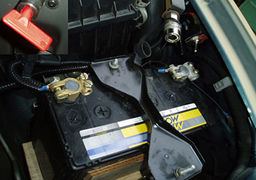 افزایش چند برابری قیمت باتری خودرو