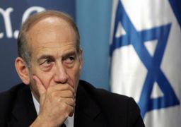 نخستوزیر سابق اسرائیل: نباید ایران را تحریک کرد