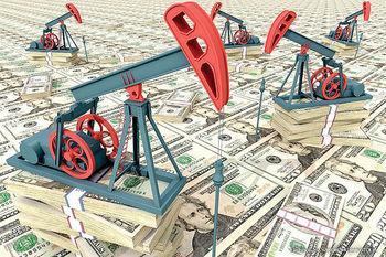 حرکت خلافجهت قیمت نفت برنت و تگزاس