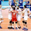 پیروزی تیم ملی والیبال ایران برابر نائب قهرمان المپیک