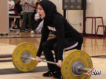 دختران وزنه بردار ایرانی در آستانه تاریخ سازی +عکس