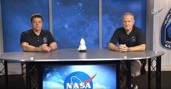 """اولین غذای فضانوردان """"دراگون"""" پس از بازگشت به زمین چه بود؟"""