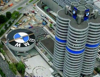 مورد عجیب لوگو جدید BMW  +عکس
